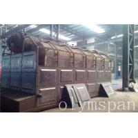 Wholesale Radiant Heat Heavy Condensing Oil Fired Steam Boiler Efficiency of Alloy Steel from china suppliers