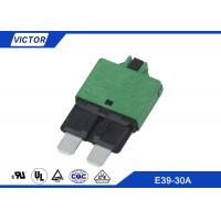 Wholesale Fuse Blocks Single Pole Car Circuit Breaker Thermal Trip E39 - 30A from china suppliers