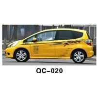 Wholesale Car Body Sticker QC-020A / Decorative Designer Car Decoration from china suppliers