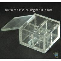 Wholesale BO (6) acrylic storage box from china suppliers