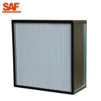 Buy cheap high temperature hepa filter from wholesalers
