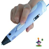 Wholesale Toys Education Gift 3d Drawing Pen 3d Printer Pen With 0.7mm Nozzle from china suppliers