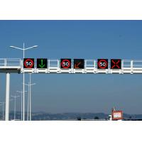 Wholesale Super Thin LED Lane Control Signs With Durable Aluminum Alloy 35Kg from china suppliers