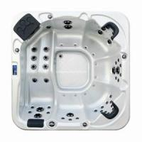 Wholesale Trustworthy Whirlpool SPA with Two Neck Collars System from china suppliers
