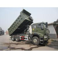 Wholesale Sinotruk Heavy Duty Dump Truck 30 Ton White Color Length Body Cargo from china suppliers