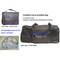 Wholesale Foldable travel luggage bag, fodlable travel bag, folding handbags from china suppliers
