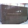 Buy cheap Saudi Tropic Brown Granite Slab, Natural Brown Granite Slab from wholesalers