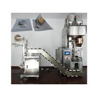 Wholesale Fully Automatic Tea Packaging Machine With Touch Screen Dispaly , Stainless Steel Material from china suppliers