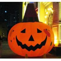Wholesale Oxford Multi-size Inflatable Halloween Pumpkin with Light for Decoration from china suppliers