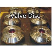 Wholesale JIS G4311/SUH616/SUH 616/EN61/C-422/442S19 Forged Forging Steel power plant steam turbine control reheat valve disc Disk from china suppliers
