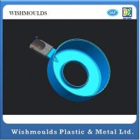 Wholesale Low Volume Overmolding Injection Molding Parts PC Hard Plastic Insert Soft TPR Material from china suppliers