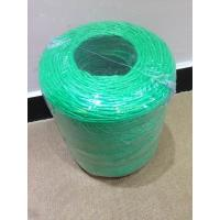 Quality 4000d ~ 72000d 1mm - 5mm Diameter PP Binder Twine / Plastic Twine Rope for sale