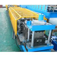 Wholesale 5 Tons 4kw Door Frame Cold Roll Forming Equipment 17 Stations 1.5 - 2 mm Steel from china suppliers