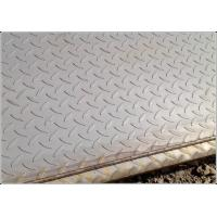 Wholesale Q235 SS400 A36 Anti Slip Carbon Steel Chequered Plate with  Hot Rolled Craft from china suppliers