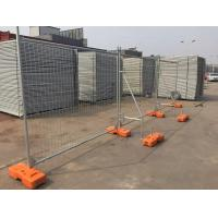 Wholesale 1100mm x 2200mm hot dipped galvanized crowd control barriers for sale aukland from china suppliers