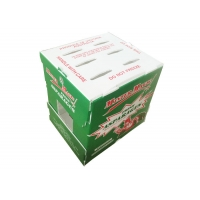 Wholesale 11lbs Folding Asparagus Corrugated Plastic Box from china suppliers
