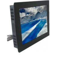 Wholesale 19'' rack mount with LCD display for industrial machines, IP 65 on the surface from china suppliers