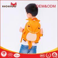 Wholesale Lovely Cartoon Kid School Backpack / School Bags Customized Environmentally Friendly from china suppliers