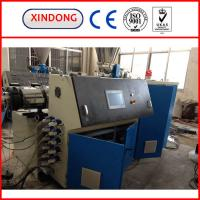 Wholesale CE approved conical twin screw extruder from china suppliers