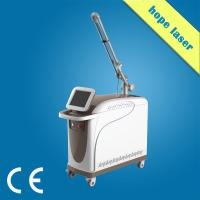 Wholesale professional and effective Picosecond ND YAG Laser tattoo removal/freckle removal/pigmenation removal machine from china suppliers