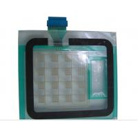Wholesale Waterproof Backlit Membrane Switch With Acrylic Plate PVC Push Button from china suppliers
