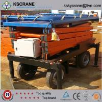 Wholesale Best After-sale Service Heavy Duty Hydraulic Scissor Lift Platform For Warehouse from china suppliers