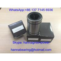 Wholesale LM25UU / LBD25UU / LM25UU-OP Linear Motion Ball Bearing / Linear Bushing 25*40*59mm from china suppliers