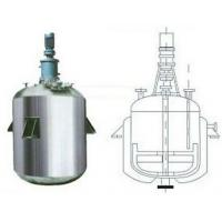 Wholesale High Pressure Stirred Tank Reactor With Vertical Circular Tanks SS304 SS316 from china suppliers