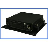 Wholesale 4 channel H.264 economic vehicle DVR Support mouse operation infrared remote from china suppliers