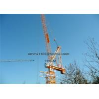 Wholesale 25t Big QTD500-5078 Luffing Tower Crane 50m Long Lifting Jib 7.8t Tip Load from china suppliers
