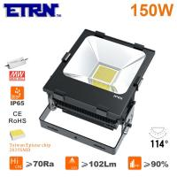 Wholesale ETRN Brand 2835 LED Meanwell Power Supply 150W LED Floodlights LED Outdoor Spotlights Cast from china suppliers