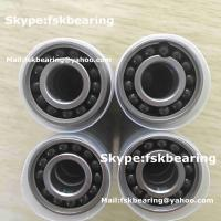 Wholesale Full Complement 6001 Hybrid Ceramic Ball Bearings Stainless Steel Rings Si3N4 Balls from china suppliers