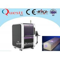 Wholesale High Precision Laser Cutting Machine , 12W UV Laser Cutting And Engraving Machine from china suppliers