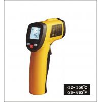 Wholesale 350 Degree Ceisius Non Contact Digital Laser Infrared Thermometer Response Time 500ms from china suppliers