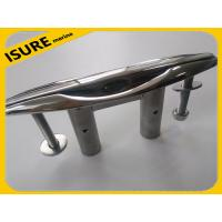 Wholesale MARINE STAINLESS STEEL POP UP PULL UP CLEAT WITH STUDS FOR BOAT from china suppliers