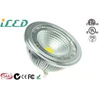 Wholesale ETL Listed 12V DC 10W G53 AR111 COB LED Spotlight Bulb Warm White 2700K 3000K from china suppliers