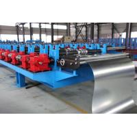Wholesale 0-35m/min Roof Sheet Bending Machine , Roof Roll Forming Machine By chain from china suppliers