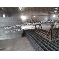 Wholesale Concrete Steel Reinforcing Mesh Build Industrial Shed Slabs AS/NZS-4671 from china suppliers