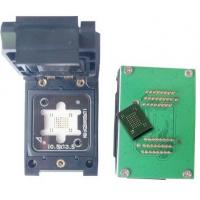 Wholesale wl programmer BGA63 To DIP48 IC Test Socket BGA63 flash programming adapter from china suppliers
