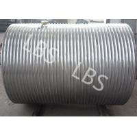 Wholesale Windlass Boat Winch Lebus Grooved Drum Carbon Steel Integral Type from china suppliers