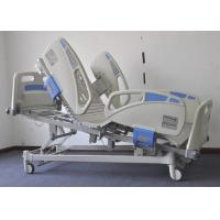 Quality Adjustable Electric Hospital Bed With Optional colour ABS Handrails for sale