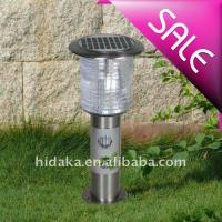 Solar Garden Light bluetooth speaker outdoor LED light wireless solar speaker LED