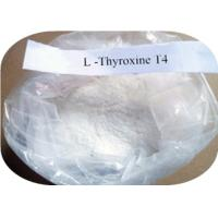 Wholesale High Purity L Thyroxine T4  CAS 51-48-9 , Pharmaceutical Grade Weight Loss Steroids from china suppliers