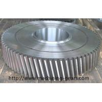 Wholesale SS Large Diameter Gears / Spur and Helical Gears for Heavy Duty Machinery from china suppliers