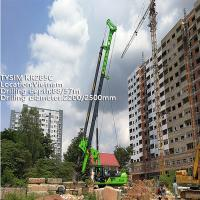 Wholesale TYSIM KR285C Rotary Drilling Rig,Max Pile Diameter 2500mm, 80m Interlocking Kelly Bar from china suppliers