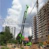 Buy cheap TYSIM KR285C Rotary Drilling Rig,Max Pile Diameter 2500mm, 80m Interlocking Kelly Bar from wholesalers