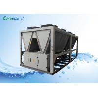 Wholesale Classical R134A Gas Air Cooled Screw Chiller Commercial ISO9001 Certificates from china suppliers