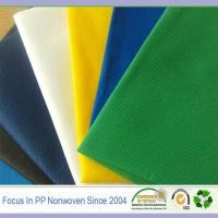 Wholesale PP non-woven fabric colorful table cloth from china suppliers