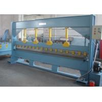 Buy cheap Steady Hydraulic Bending Machine , Endurable Hydraulic Steel Panel Bending Step Machine from wholesalers