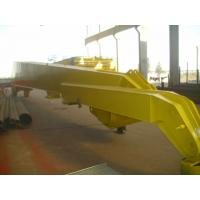 Wholesale Professional Ship Crane Jib / Marine Crane Arm With GB , ASTM Alloy Steel from china suppliers